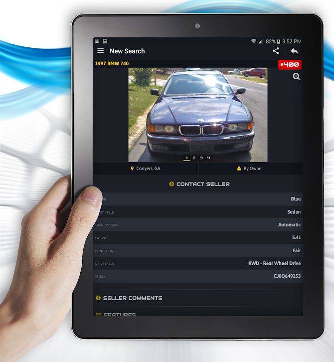 Cheap Cars For Sale - Autopten Android 11