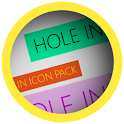 Hole In Icon Pack icon