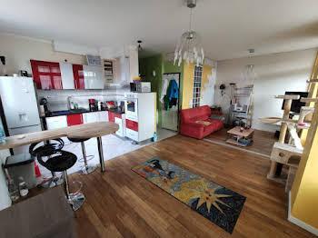 Appartement 2 pièces 64 m2