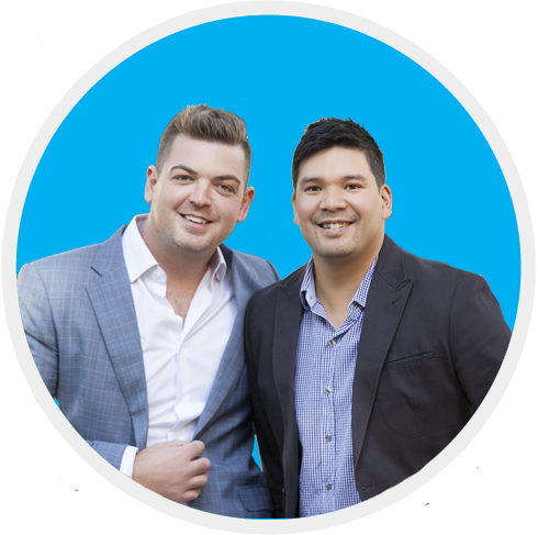 Nathan Birch & Daniel Young - two of Australia's most successful property investors!