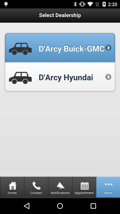D 39 Arcy Automobiles Joliet Il Android Apps On Google Play