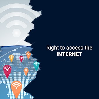 Right to access the Internet
