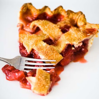 Sweet Strawberry Pie.