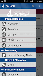 Clear Lake Bank & Trust Mobile- screenshot thumbnail