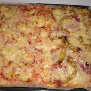Trollo`S Pizza Recipe