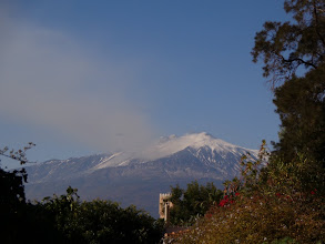 Photo: Yeah, Etna again - really nice day