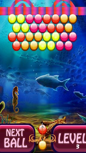 海オーシャンバブルの魚2016
