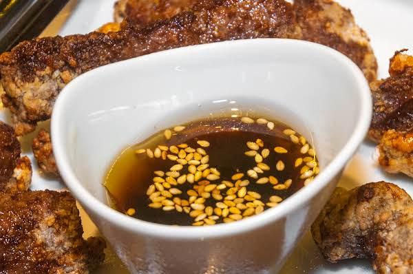 Asian Essentials: Dim Sum Dipping Sauces Recipe