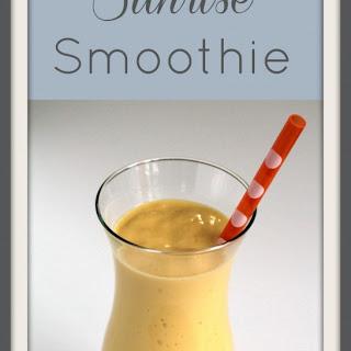 Sunrise Smoothie