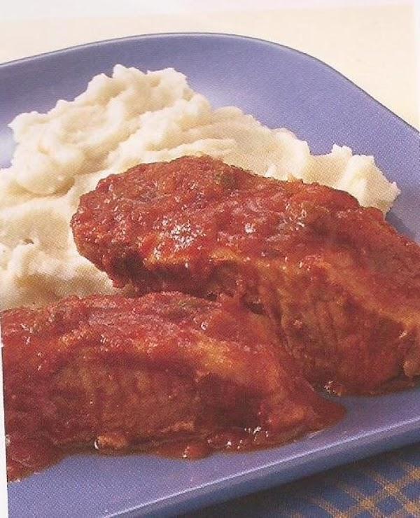 Slow Cooker Santa Fe Country Ribs Recipe