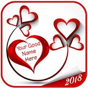 Stylish Name Art 2018