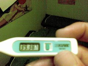 Photo: ¿Cueces o enriqueces?, ya falta menos para los 40º--enviado desde mi nokia E61i