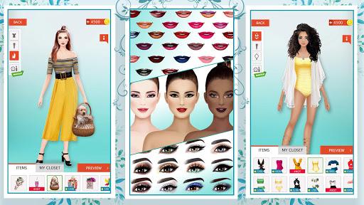 International Fashion Stylist: Model Design Studio filehippodl screenshot 7