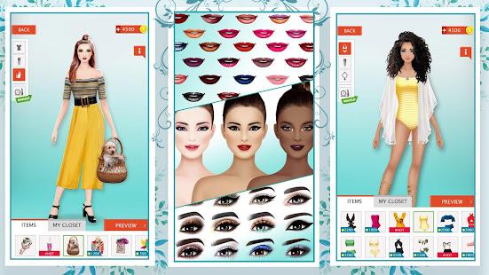 International Fashion Stylist Model Design Studio V 4 4 Hack Mod Apk Unlimited Money Apk Pro