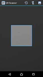 App Fastest QR code scanner APK for Windows Phone