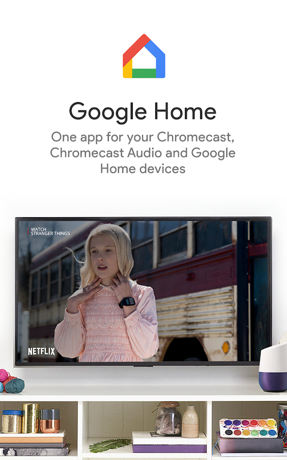 Google Home – Screenshot