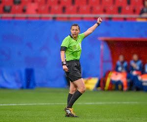 Le match d'Europa League de Gand sera lui aussi arbitré par une femme