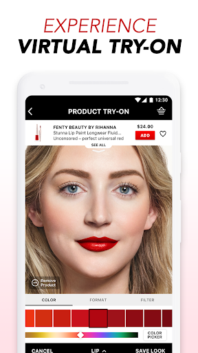Sephora - Skincare, Fragrance & Makeup Shopping 💄 19.2 screenshots 2