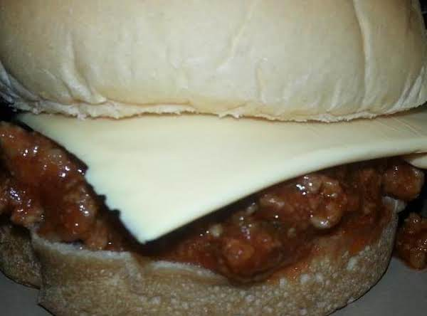 Homemade Sloppy Joe's With A Delicious Twist