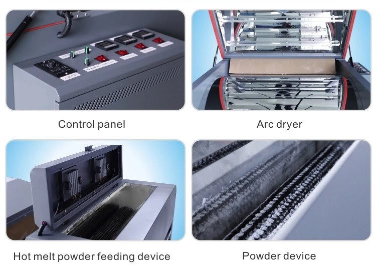 Powder Dryer unit