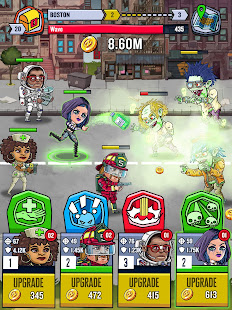 Game Zombieland: Double Tapper APK for Windows Phone