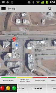 GPS Earth MAP Live UAE screenshot