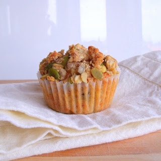 Carrot, Apple, and Pecan Muffins Recipe