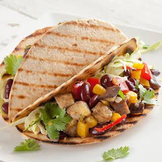 Vegetarian Tacos.
