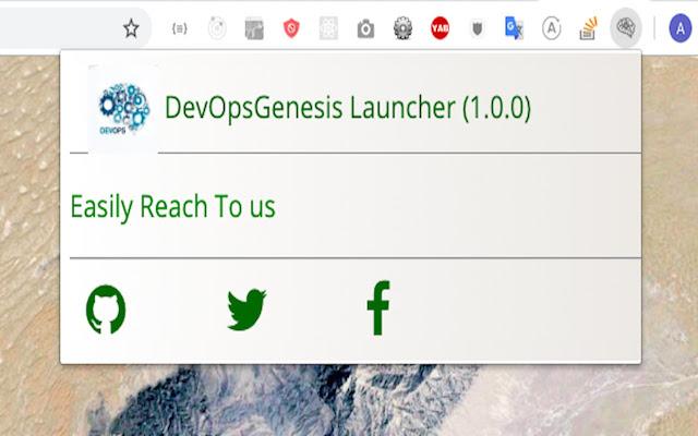 DevOpsGenesis Launcher