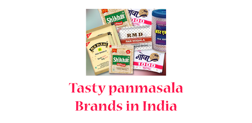 Tasty panmasala Brands in India – Apps on Google Play