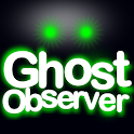 Ghost Observer 👻 simulated ghost detector & radar icon