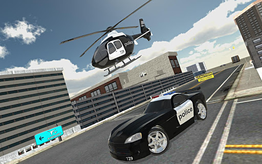 Police Car Stunt Simulation 3D 1.0.7 screenshots 1