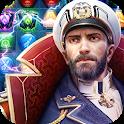 Battleship & Puzzles: Warship Empire icon
