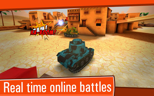 Toon Wars: Awesome PvP Tank Games Apk 2