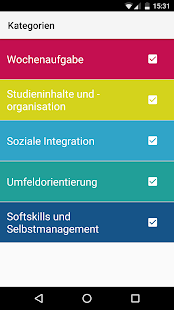 Hochschule Trier: 100 Tage- screenshot thumbnail