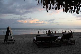 Photo: Ort zum einfach nur Genießen am Abend? Check! - Playa Samará