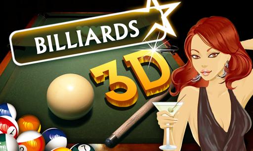 Pool Billiards: 3D Club Bar