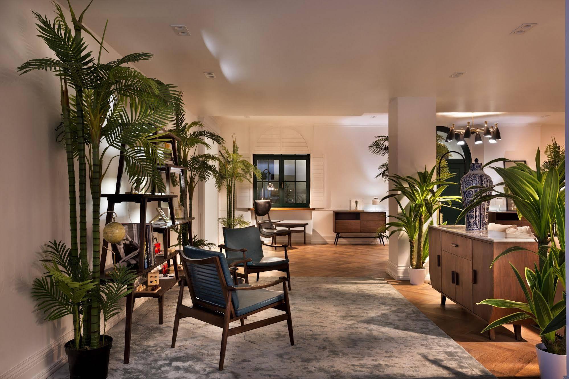 Brown Beach House Design