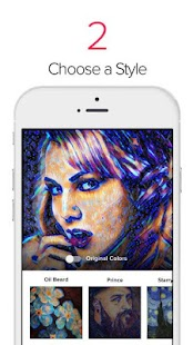 Wizart App- screenshot thumbnail