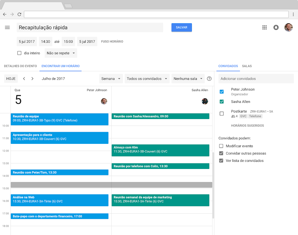 Google Agenda Agendas On Line Para Empresas G Suite