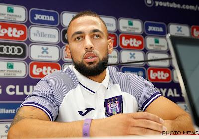 Mauvaise nouvelle pour Anderlecht : Kemar Roofe sera absent plus longtemps que prévu