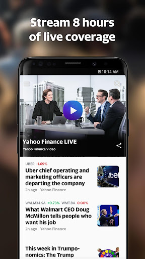 Yahoo Finance: Real-Time Stocks & Investing News screenshot 5