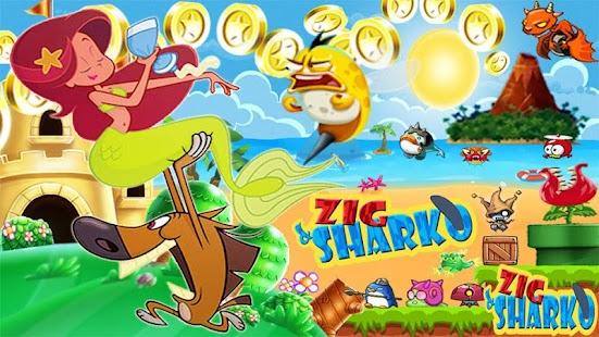Zig et Sharko adventure island - náhled