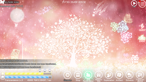 The Celestial Tree VIP screenshot 6