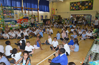 Photo: paul stickland - Fairchildes Primary