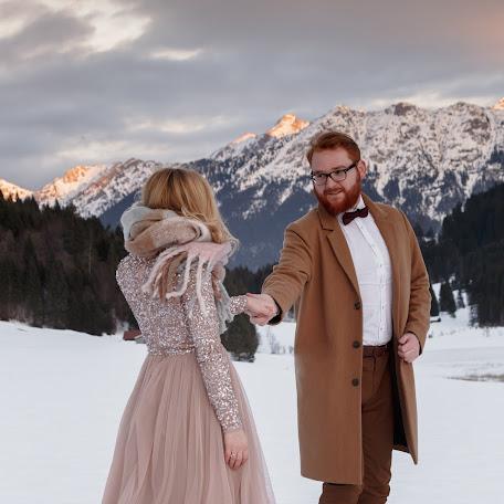 Hochzeitsfotograf Alyona Lyakhovets (NaiveAngelPhoto). Foto vom 26.02.2018