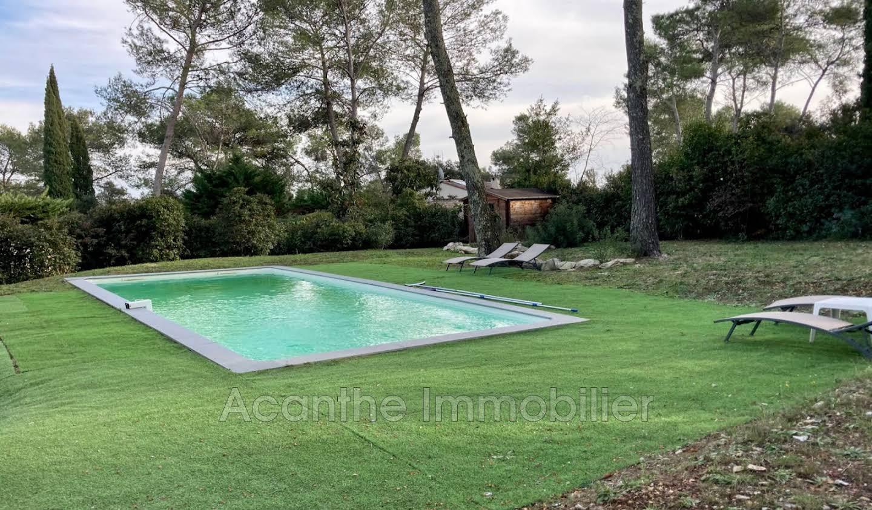 Villa with pool and terrace Saint-Clément-de-Rivière