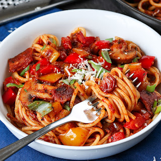 Make Ahead Spaghetti (that you can even freeze!)