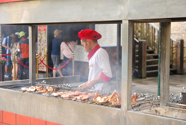 Vietnamese enjoy a great variety of meats