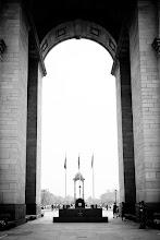 Photo: India Gate, Rajpath, Delhi, India